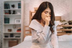 5 possíveis causas da Tosse Seca