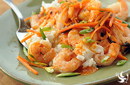 Creamy Thai Shrimp