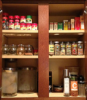 cupboard-organized
