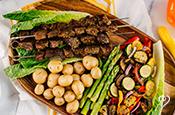 Bistro Steak Kebabs