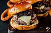Dream Dinners Bacon Jam Burgers