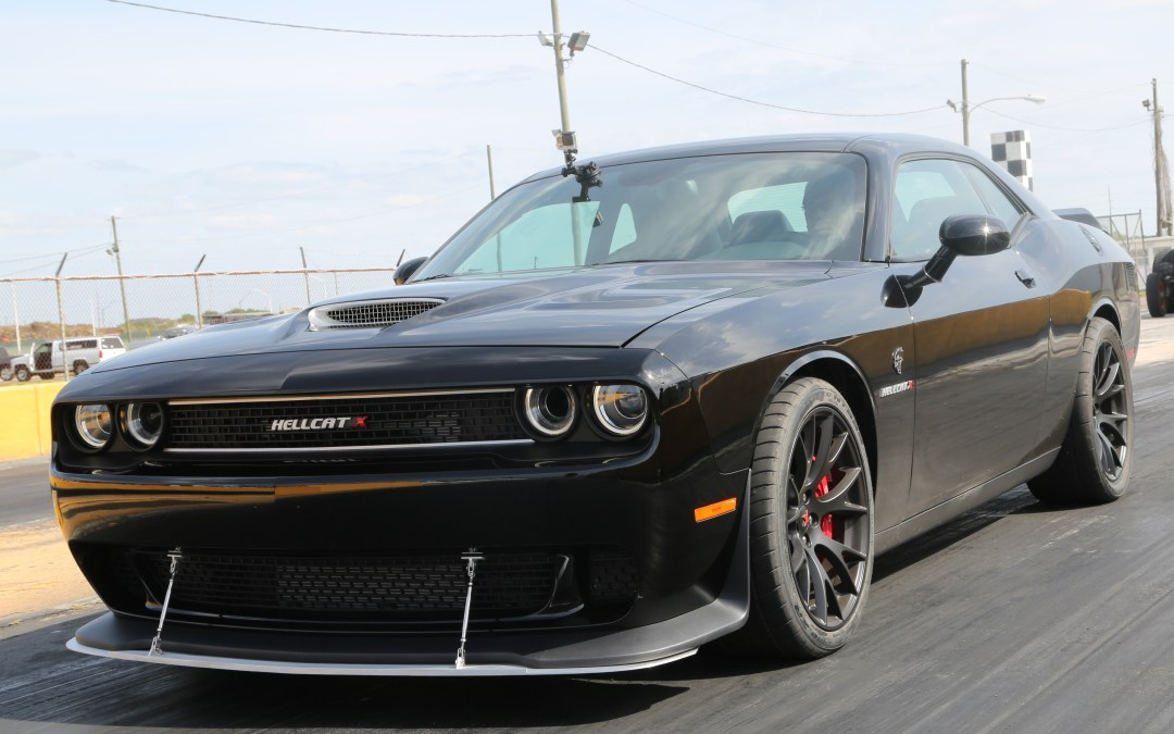 Hellcat X Track Testing – You Won't Believe the Insane Power it Has!