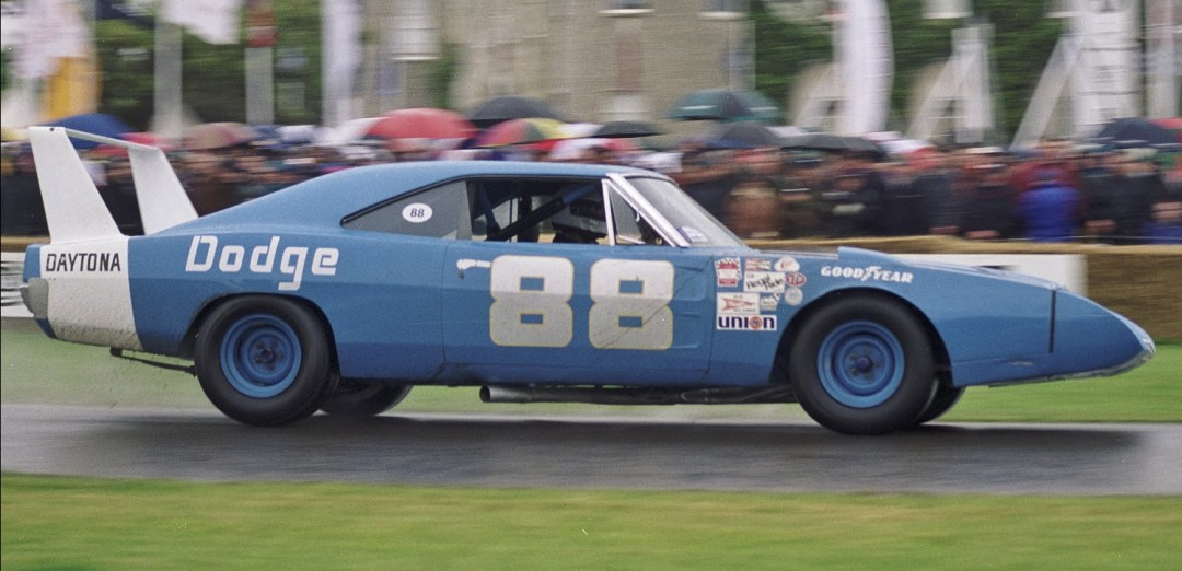 1970 Dodge Daytona wing car