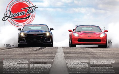 Dream Giveaway Lingenfelter Cars Featured in Hot Rod Magazine