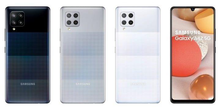 【5G入門手機】三星Galaxy A42 5G三千鬆啲,幫老爸換新機!