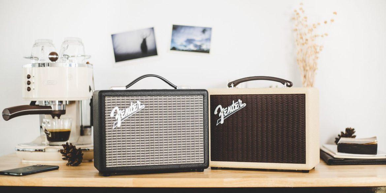 搖滾傳奇Fender The Indio復古藍牙amp|沒有歌怎敢說心事~