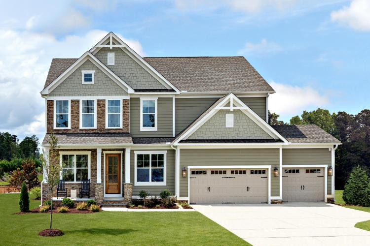 Drees Homes Raleigh Vanderburgh Floor Plan