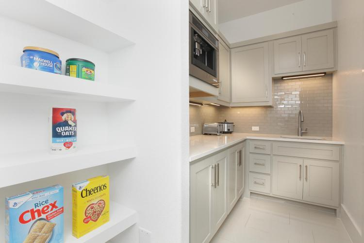 Emerging Home Design Philosophies That Will Dominate in 2021 | The Lynmar II Working Pantry | Drees Homes