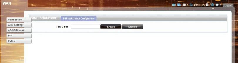 Unlock PTCL Charji Cloud R600A