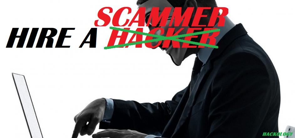 Hire a Hacker – Scam Services