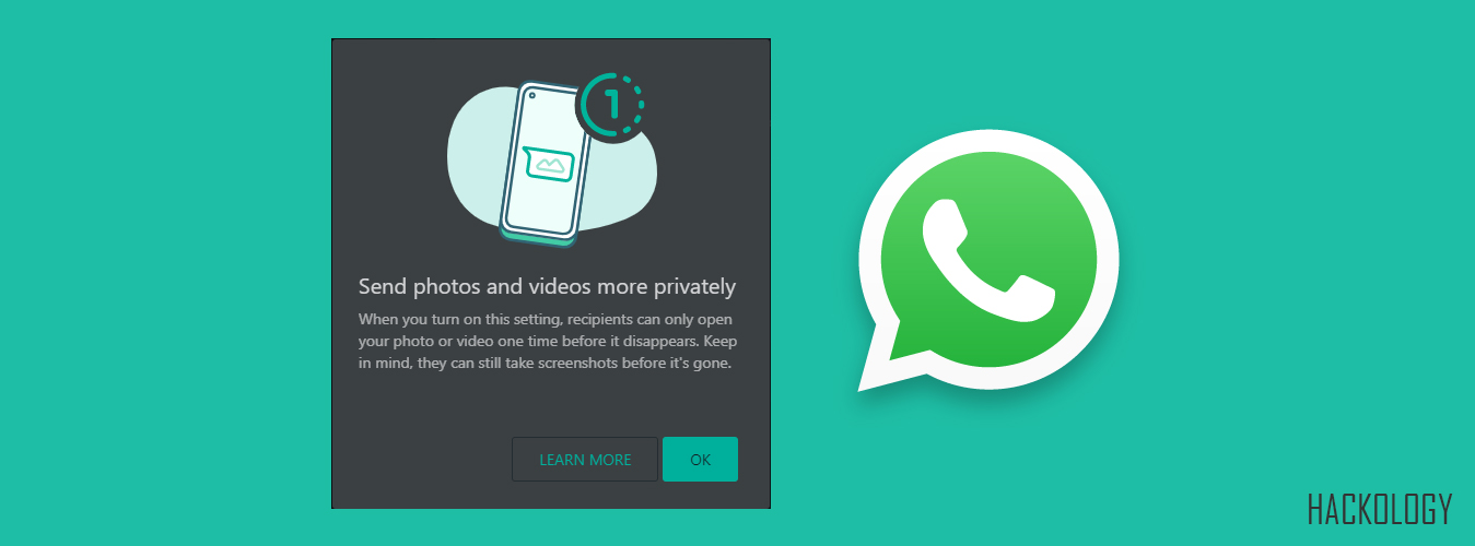 """WhatsApp """"View Once"""" is a Privacy Feature in the Right Direction"""