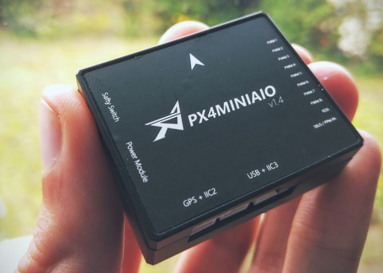 First look at the PX4 Mini Autopilot – DroneTrest Blog