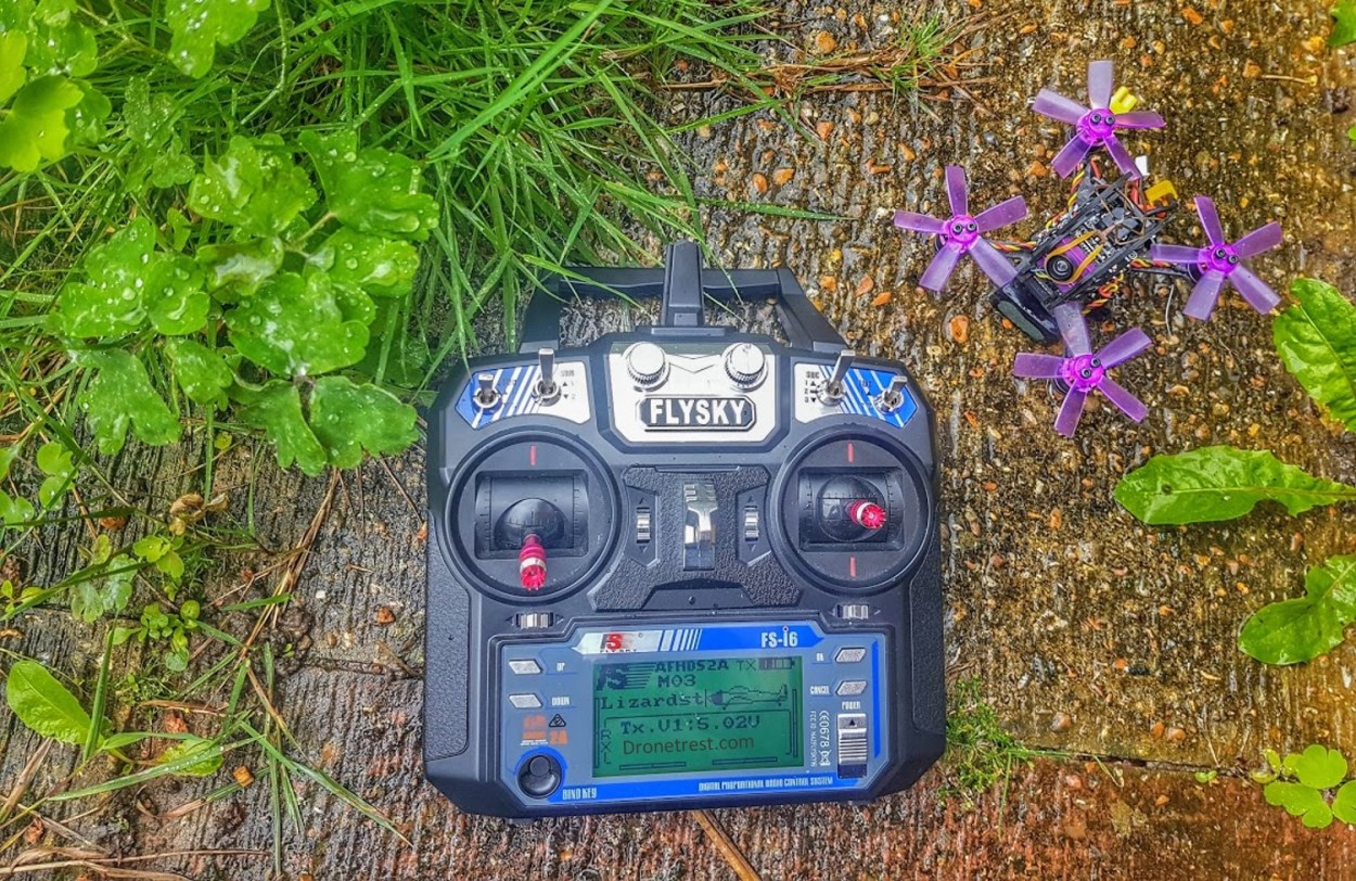 How To Bind And Setup Your Flysky Radio For A Quadcopter