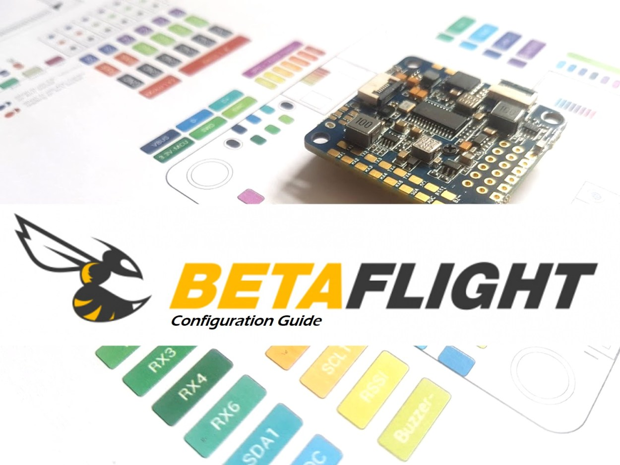 How To Setup Any Betaflight 🐝 Flight Controller – DroneTrest Blog