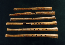 Flutes found in China, 7,000 to 9,000 years old