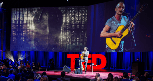 Sting on Ted Talks