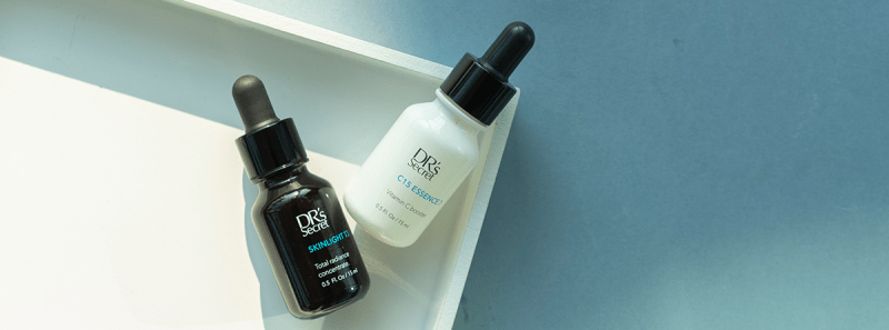 Part 1 Pair em up How to mix and match DRs Secret for better skin results