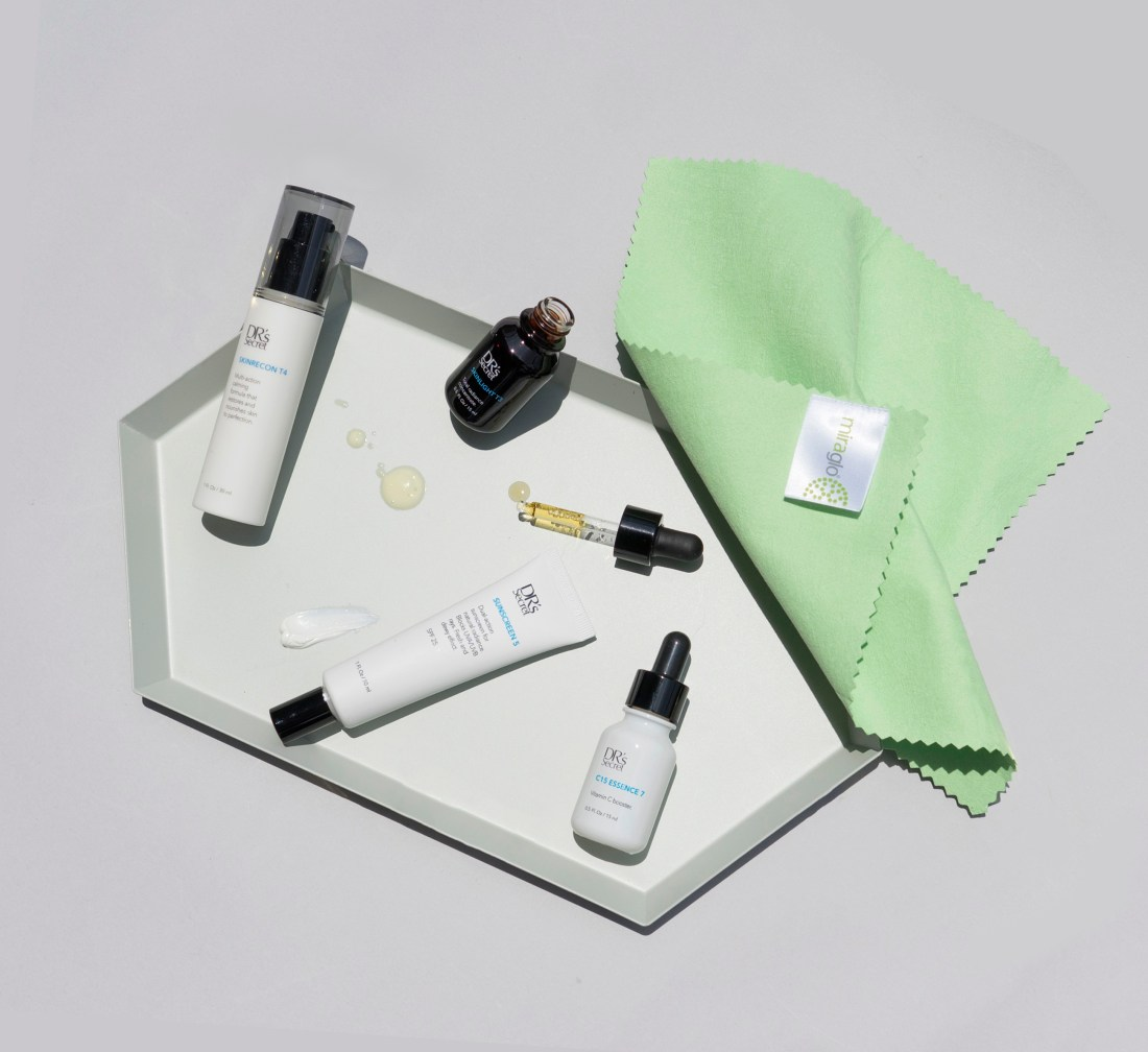 Pilling, uneven application…we answer common questions asked when applying DR's Secret products