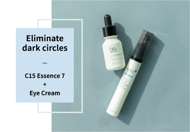 C15 Essence 7 and Eye Cream