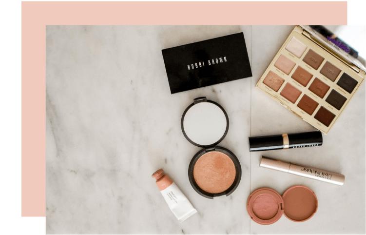 DR Secret skin and makeup