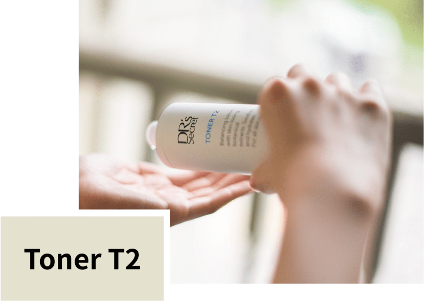 DR's Secret Product Toner T2