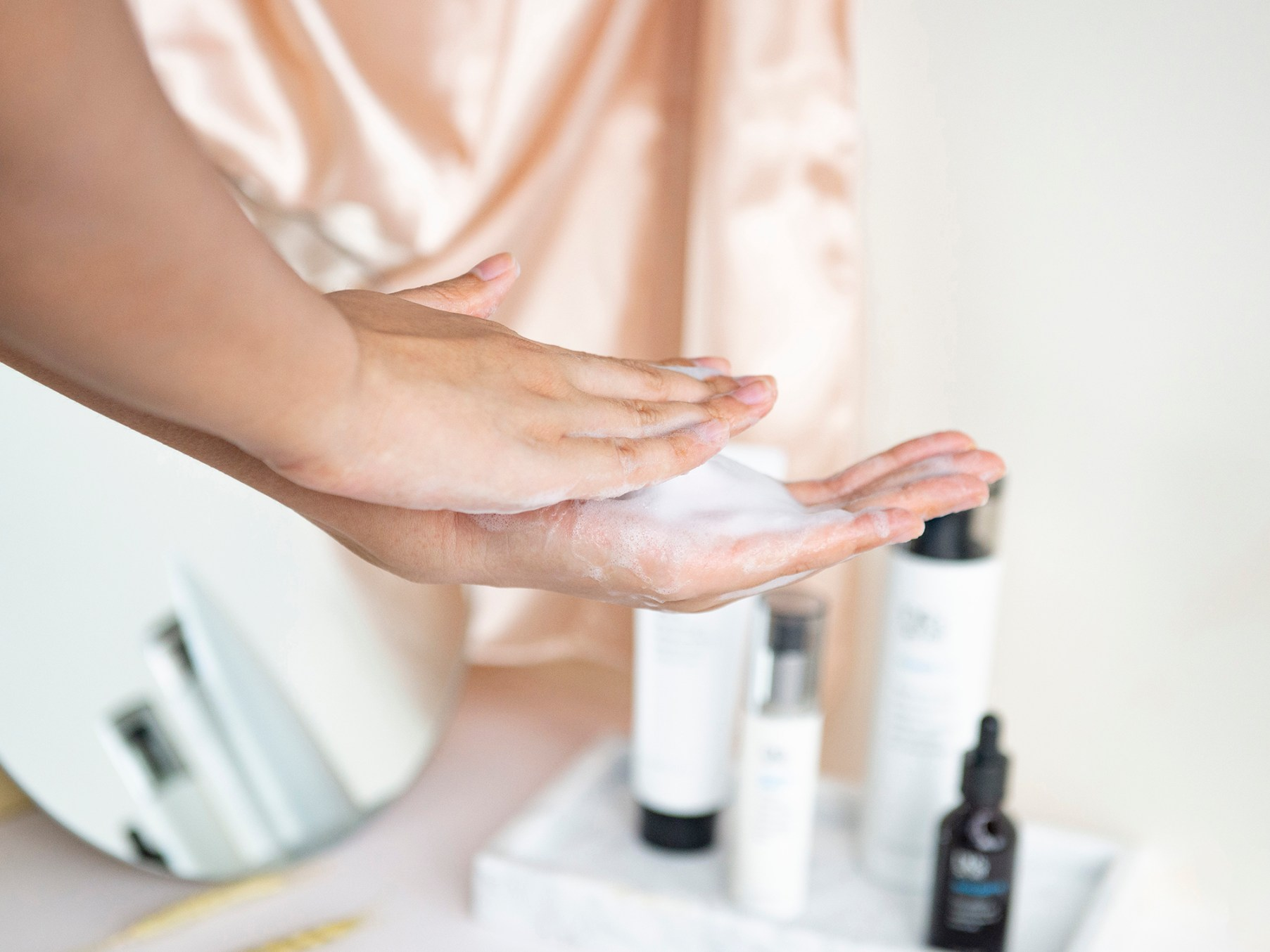 56 beauty junkies tried DR's Secret Cleanser 1 and here's what they have to say.