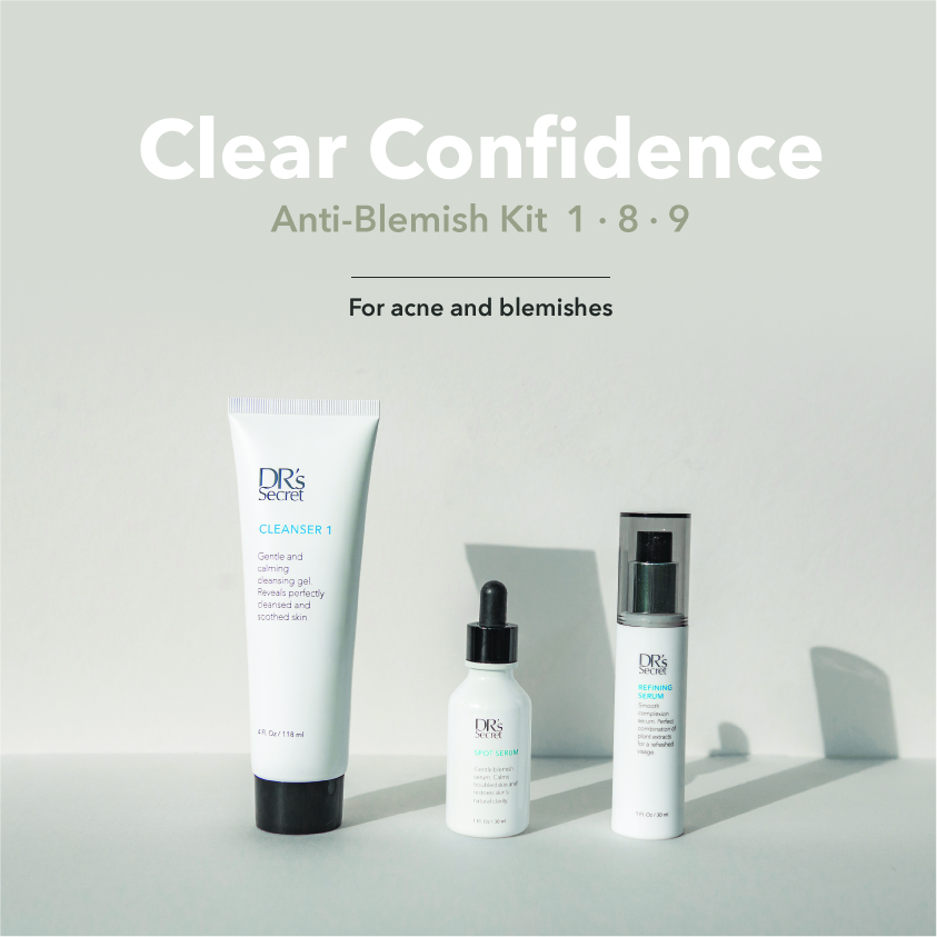 Clear Confidence Starter Kit