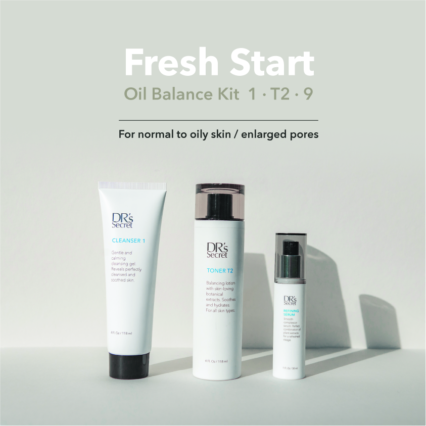Fresh Start Starter Kit