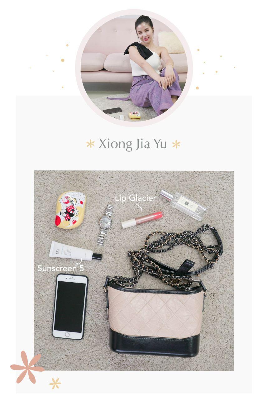 Jiayu bag