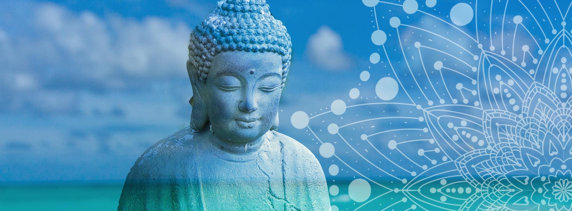 Buddha és a sértegetők