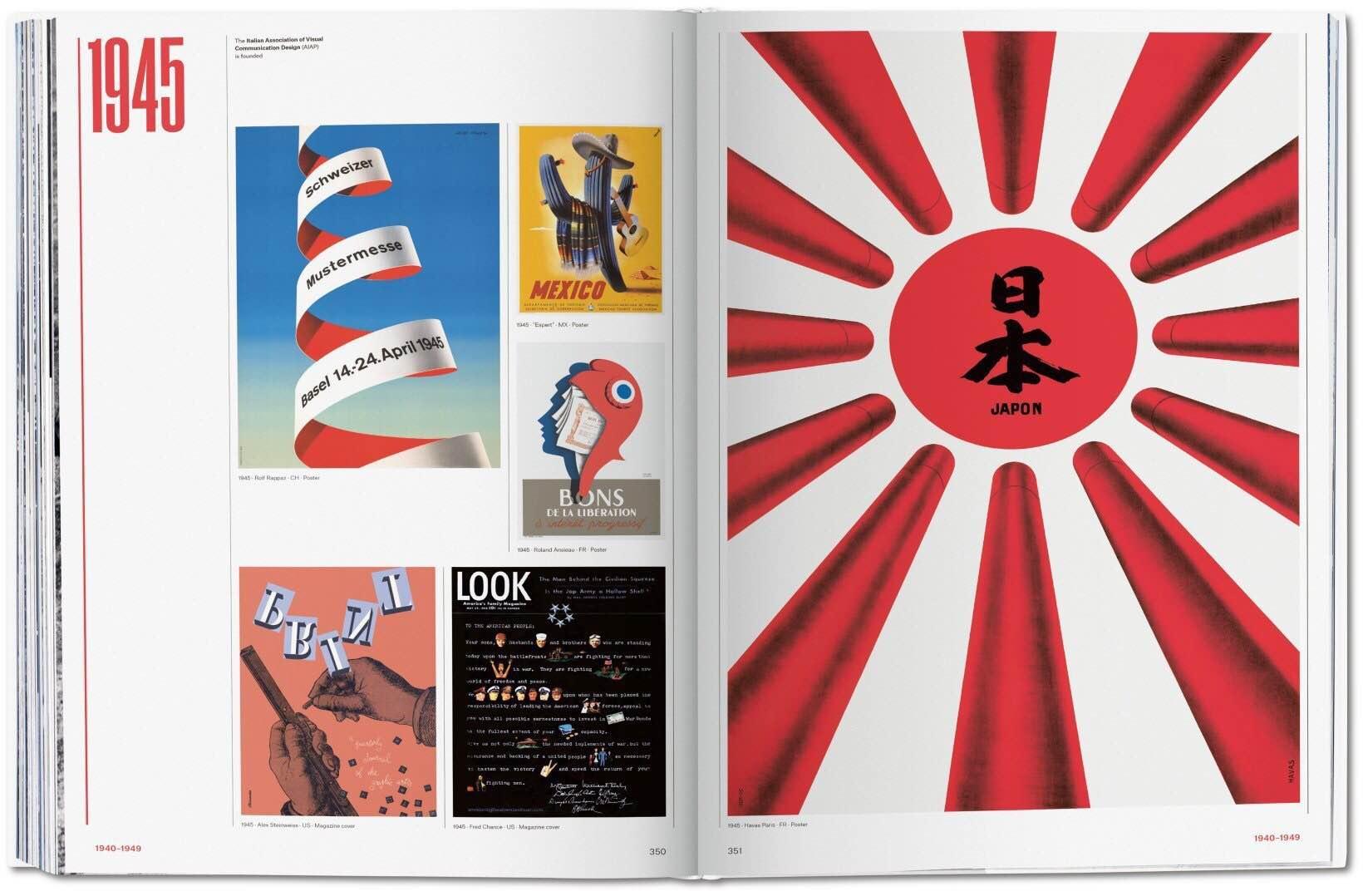 history of graphic design grafisch inspiratieboek