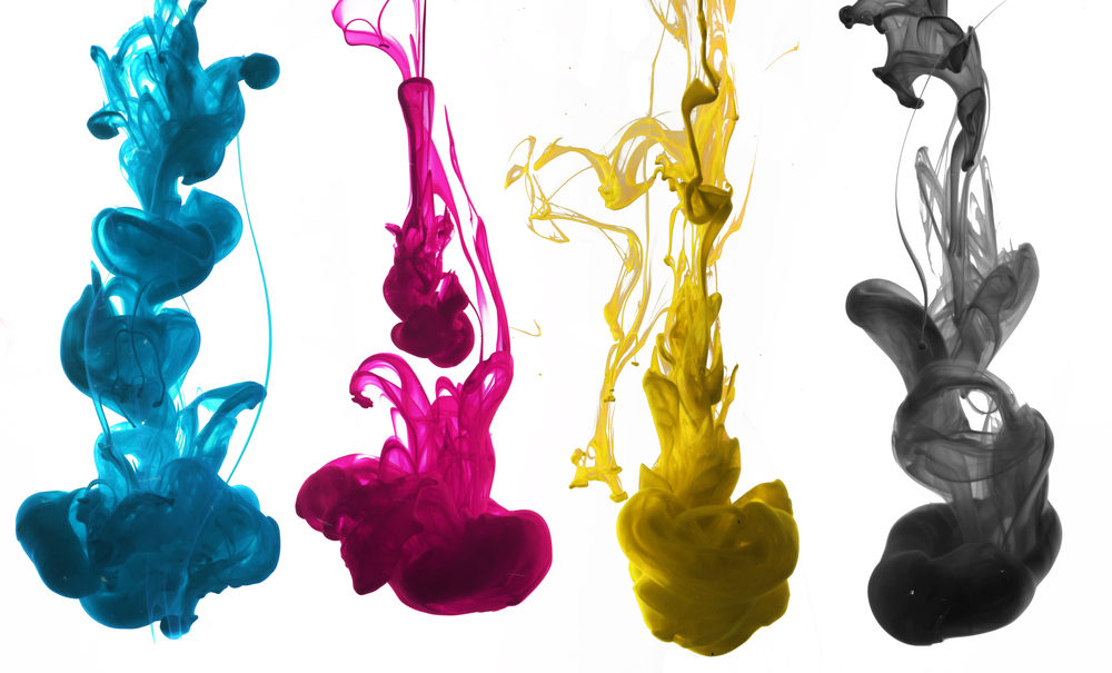 Color Color Cmyk Graphic Smoke