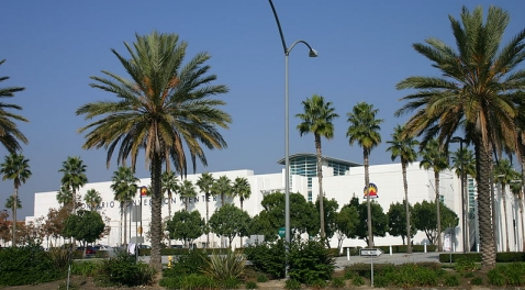 This is the Ontario Convention Center, where the California Homeschool Conference was held. (click for credit)