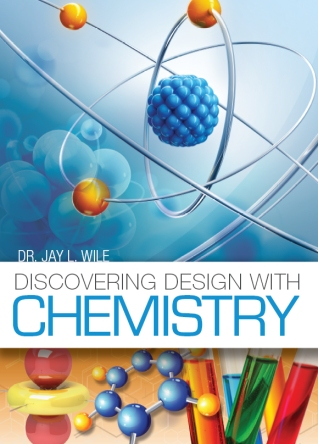 This is the cover for my new chemistry course.