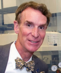 Bill Nye calls himself the 'Science Guy' but doesn't know much about science. (click for credit)