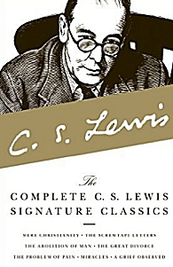 This collection contains some of C. S. Lewis's most important works. (click for credit)
