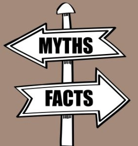 Poor assumptions can lead to myths instead of facts (image from shutterstock.com by Thinglass)
