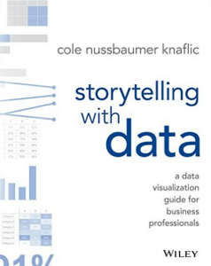 Storytelling with Data- A Data Visualization Guide for Business Professionals