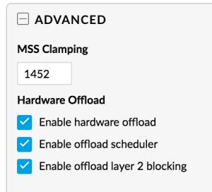 MSS clamping