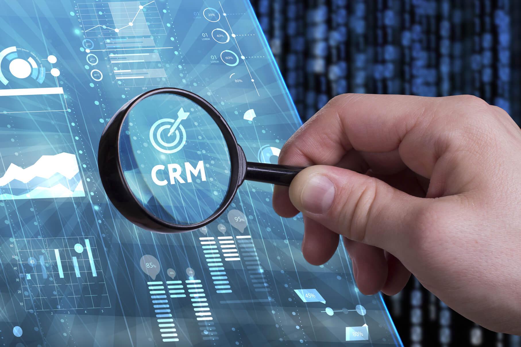 imagem que para razões para implementar um CRM