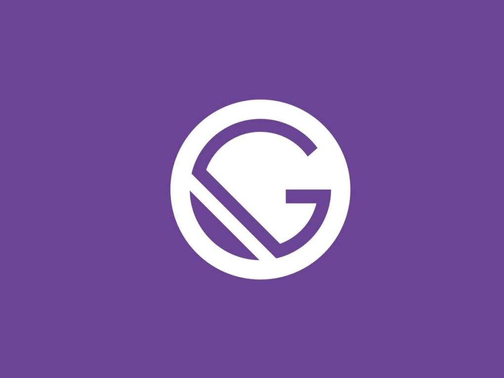 GatsbyJS Banner
