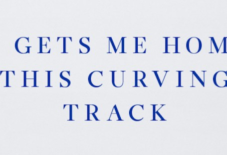It Gets Me Home, This Curving Track detail