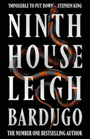 Ninth House, by Leigh Bardugo
