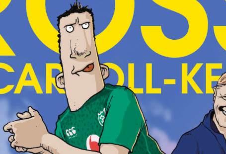 Schmidt Happens, by Ross O'Carroll-Kelly (detail)