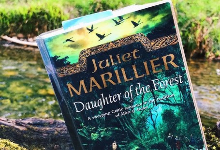 Duaghter of the Forest, by Juliet Marillier