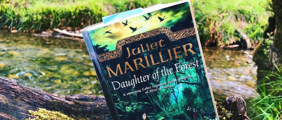 Daughter of the Forest, by Juliet Marillier