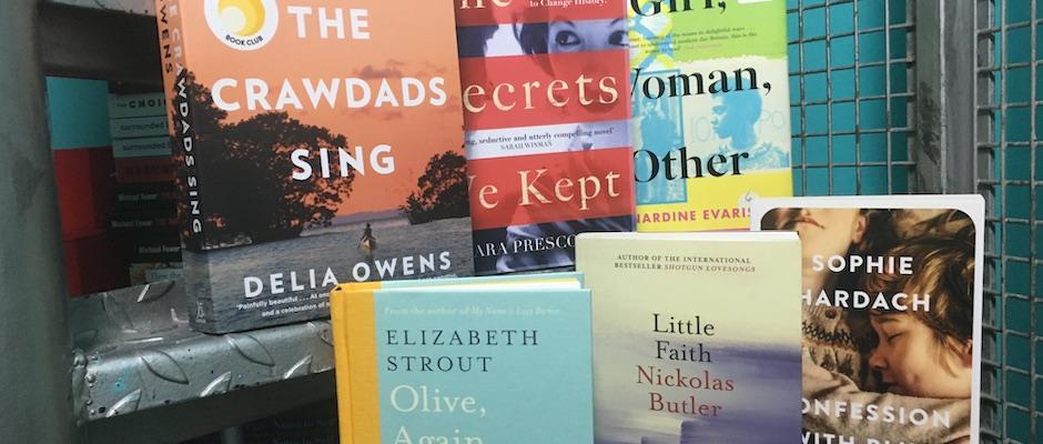 Mary Burnham's Books of 2019
