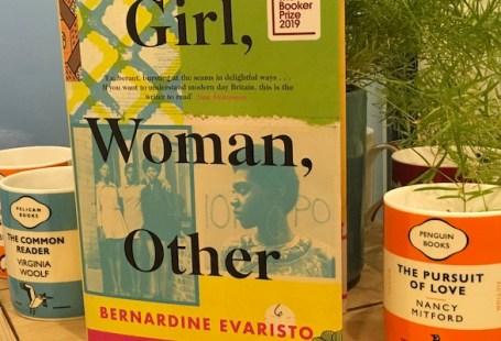 Girl, Woman, Other, by Bernardine Evaristo