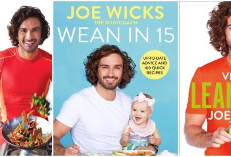 joe wicks books