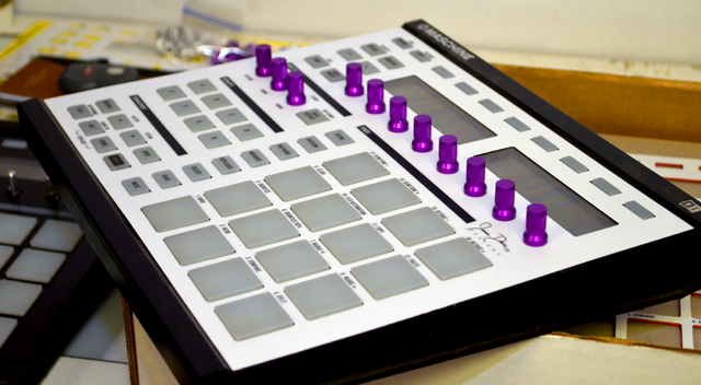 Jesse Dean Designs: Custom Pro-Audio MODs – Maschine, MPC, Traktor